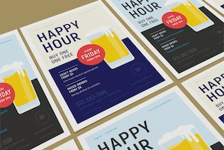 Thumbnail for Happy Hour Poster #2