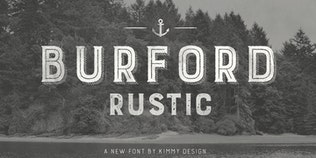Thumbnail for Burford Rustic Book UltraLight