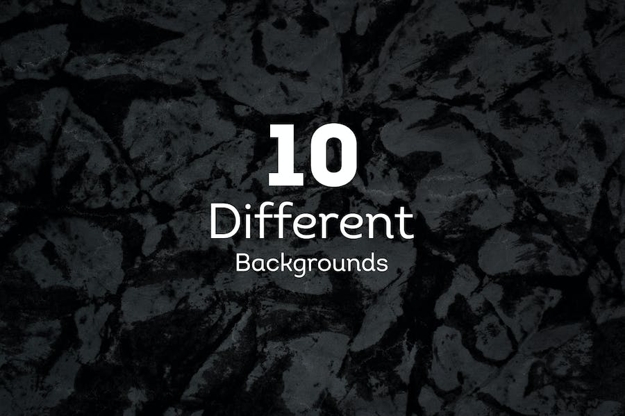 Grunge INK  Backgrounds - product preview 3