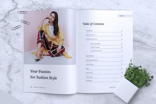 CLEOPATRA / Lookbook Magazine Fashion