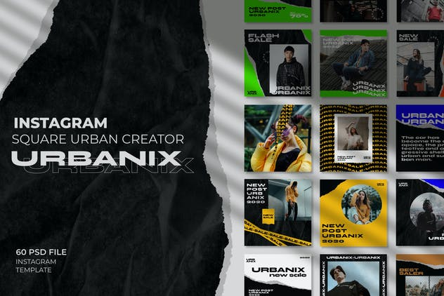Urbanix - Instagram Post Creator for Coaches - product preview 7