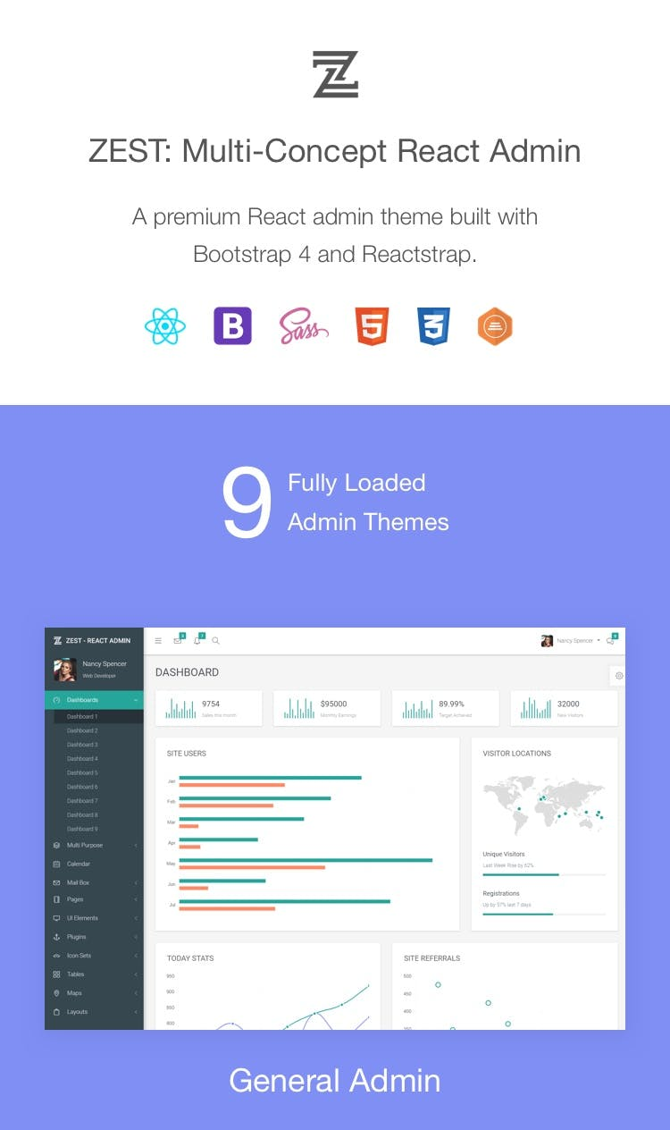 Shipping - Logistics & Transport HTML Template by themepassion on