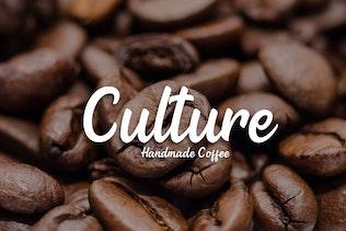 Thumbnail for Versaced - Handmade Font