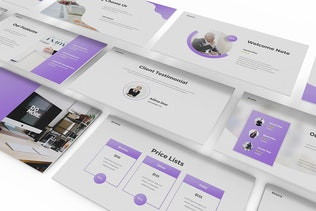 Thumbnail for Big Data Digital Powerpoint Template