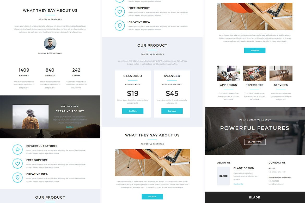 Download 107 Stampready Email Templates on Envato Elements