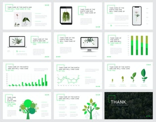 Thumbnail for Tree - Green Energy Google Slides Template