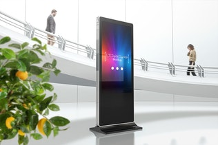 Thumbnail for LCD Digital Signage Mockups