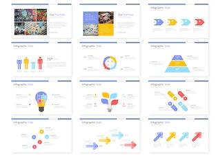 Thumbnail for Zeigla - Powerpoint Template
