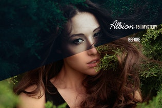 Thumbnail for Albion Dark Fantasy Lightroom Presets