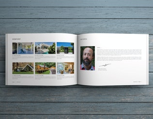 Real estate Catalogue / Brochure