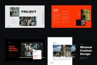 Fashion DSGN Powerpoint Template - LS