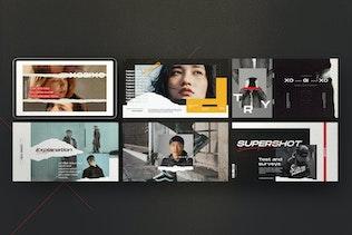 Thumbnail for XOGIXO - Urban Creative Powerpoint