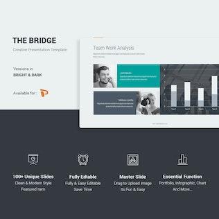 Thumbnail for Bridge Business Template