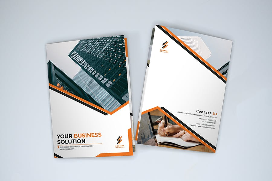 Bifold Brochure - product preview 6