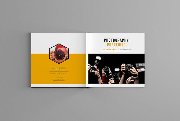 Photography Portofolio Templates - product preview 1
