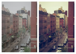 Thumbnail for Cross Processing Lightroom Presets