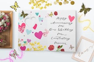 Miniature pour Anniversa Font de mariage
