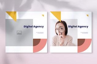 Thumbnail for Digital Agency Instagram Post