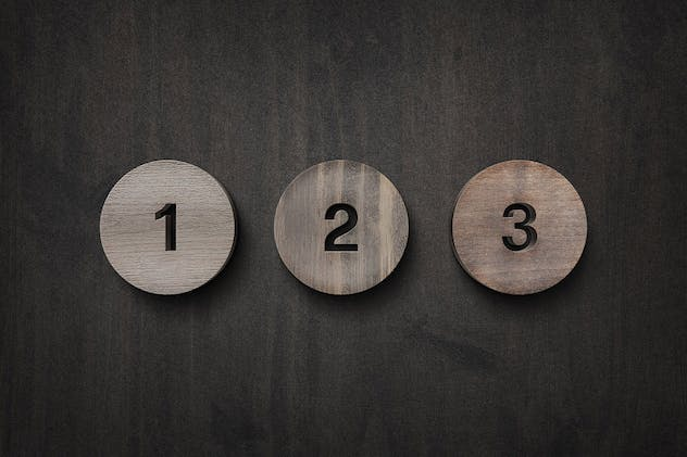 Wood Sign Text Effect - product preview 1