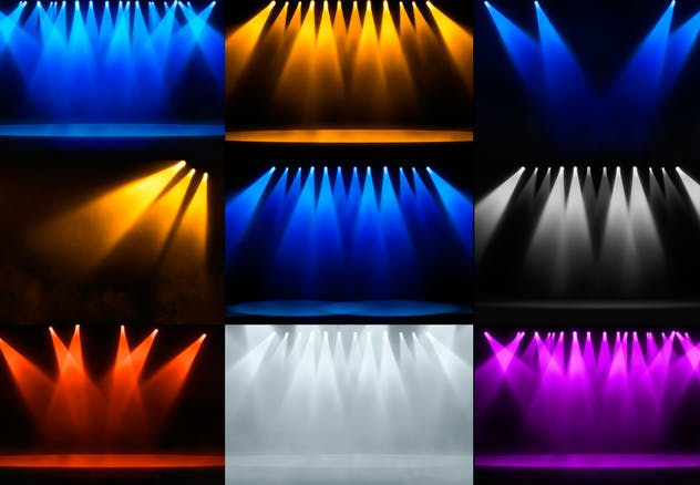 Spot Light Backgrounds - product preview 1