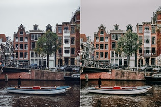 Thumbnail for Amsterdam Mobile & Desktop Lightroom Presets