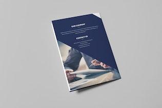 Thumbnail for Brochure – Company Bi-Fold