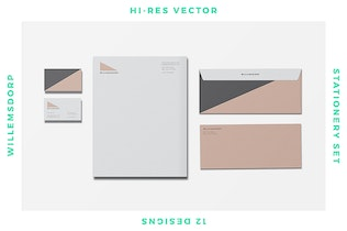 Thumbnail for Willemsdorp Stationery Set