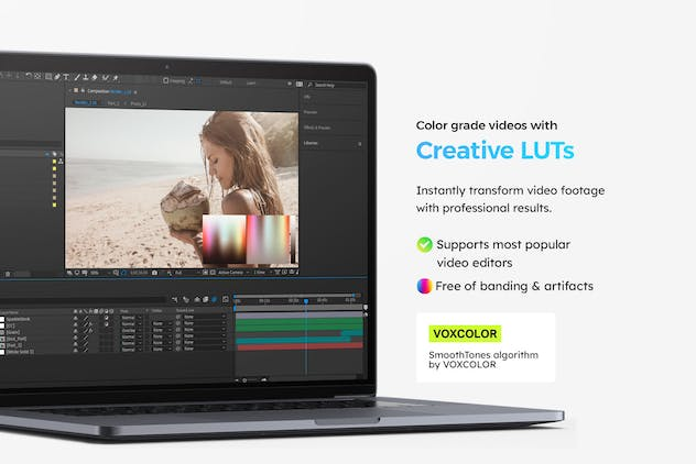 20 Natural Beige Lightroom Presets & LUTs - product preview 0
