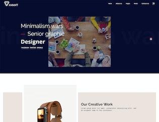 Thumbnail for Avant - Creative & Multi-purpose