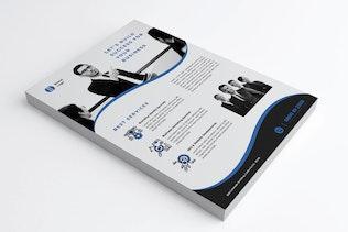 Thumbnail für HELICON Unternehmens- Flyer