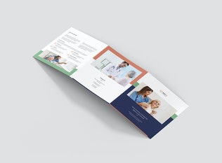 Thumbnail for Brochure – Senior Care Tri-Fold Square