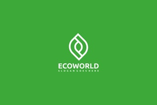 Thumbnail for World Eco Logo