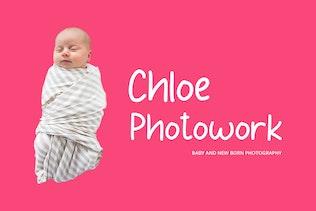 Babybo Cute Display Font