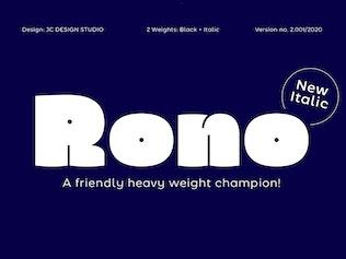 Miniatura para Rono