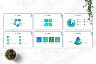 Thumbnail for DROME - Hotel Powerpoint Template