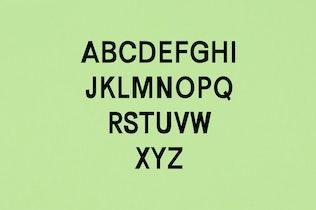 Thumbnail for Fonzy Sans Serif Minimal Font Pack