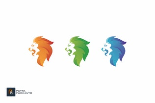 Thumbnail for Lion Roar - Logo Template