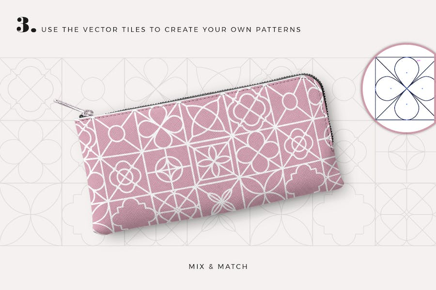 100 Tiles Patterns - product preview 3