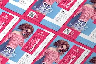 Fashion Sale - Flyer