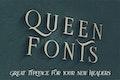 Queen - Display Font