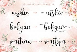 Miniatura para Breyhana - Fuente de guión romántico