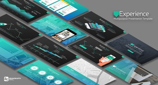 Thumbnail for Experience Multipurpose Presentation Template