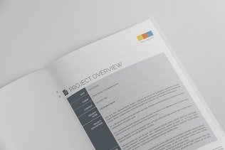 Thumbnail for Proposal Contract & Invoice Template