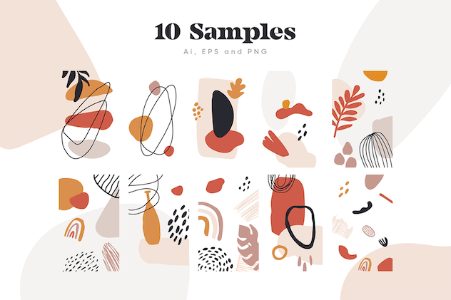 Abstract Samples & Patterns - product preview 6