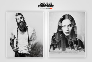 Thumbnail for Double Exposure Action