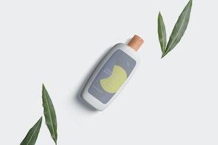 Thumbnail für 5 Kosmetik-Flaschen-Mock-ups