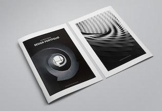 Thumbnail for InDesign Portfolio Templete