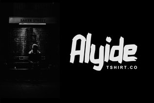 Thumbnail for Nodale Modern Typeface