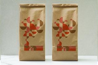 Thumbnail für Coffee Craft Tasche Mockup