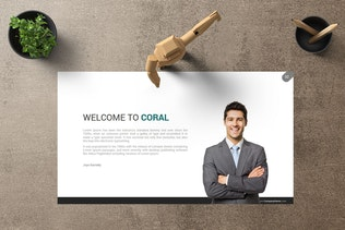 Thumbnail for CORAL Powerpoint